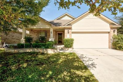 Buda Single Family Home For Sale: 780 Middle Creek Dr
