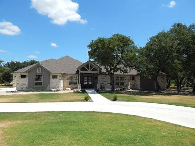 Georgetown Single Family Home For Sale: 1604 Crockett Gardens Rd