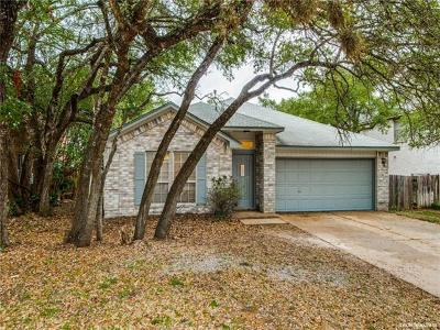 Cedar Park Single Family Home Pending - Taking Backups: 1209 Mahogany Ln