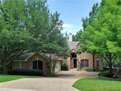 Austin Single Family Home For Sale: 12000 Portobella Dr