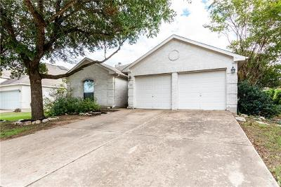 Pflugerville Single Family Home For Sale: 1117 Glendalough Dr