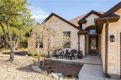Wimberley TX Single Family Home Pending - Taking Backups: $299,000