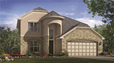 Leander Single Family Home For Sale: 629 Smilser Ln