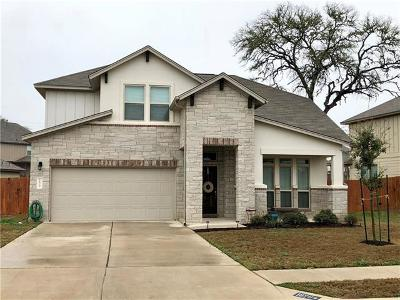 Single Family Home For Sale: 1916 Garretts Way