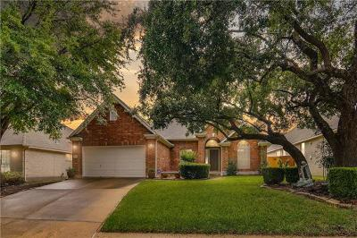 Cedar Park Single Family Home For Sale: 1014 Savanna Ln