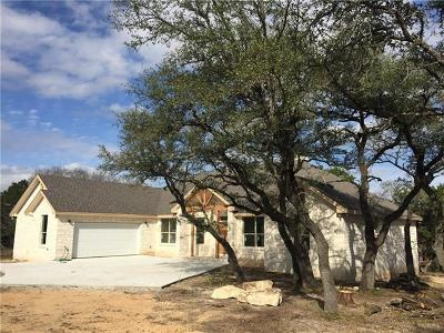 Dripping Springs Single Family Home For Sale: 672 Beauchamp Rd