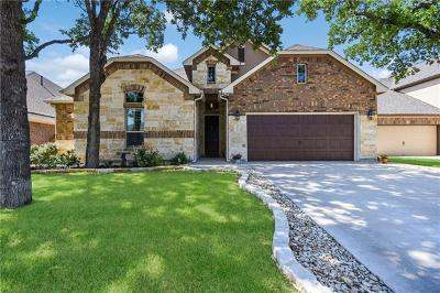 Leander Single Family Home For Sale: 2308 La Mirada St