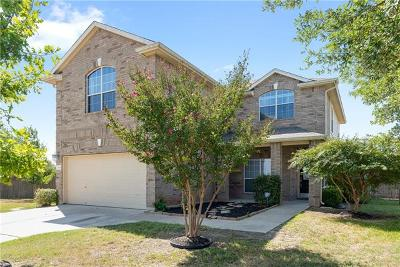Leander Single Family Home For Sale: 604 Red Bud Cv