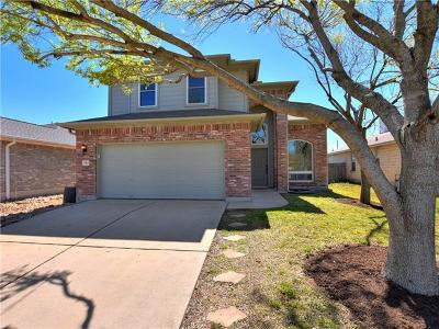 Cedar Park Single Family Home For Sale: 910 Cedar Crest Dr