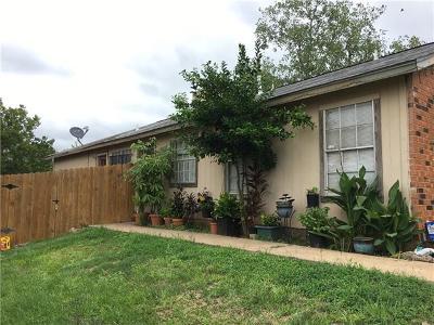 Multi Family Home Pending - Taking Backups: 9606 Bear Paw Trl