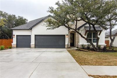 Cedar Park Single Family Home For Sale: 108 Parke Wind Way