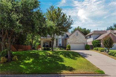 Austin Single Family Home For Sale: 12813 Majestic Oaks Dr