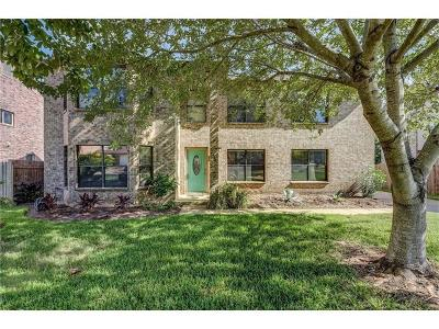 Cedar Park Single Family Home For Sale: 1704 Chalk Cv
