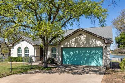 Burnet County Single Family Home For Sale: 6610 Fm 690