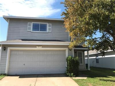 Austin Single Family Home For Sale: 3006 Crownover St