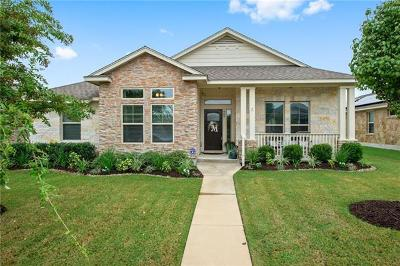 Pflugerville Single Family Home For Sale: 905 Walnut Canyon Blvd