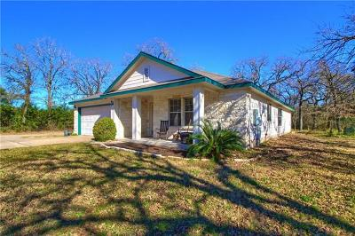 Bastrop County Single Family Home For Sale: 134 Bent Tree Cv