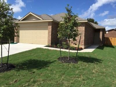 Cedar Park Single Family Home For Sale: 1409 Deodara Dr