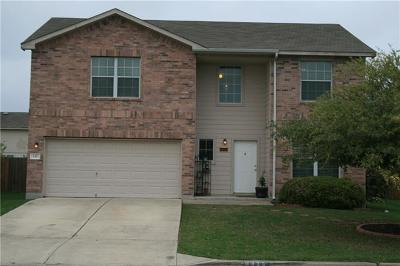 Hutto Single Family Home Pending - Taking Backups: 130 Sylvan St