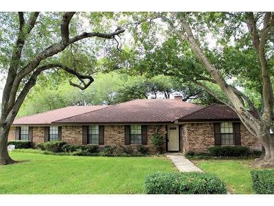 Lockhart Single Family Home Pending - Taking Backups: 807 Vogel Dr
