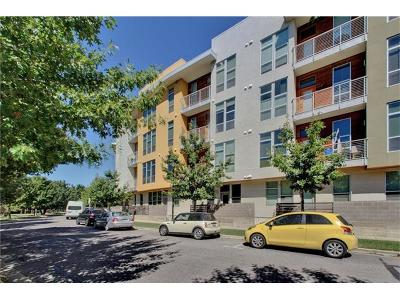 Austin Condo/Townhouse For Sale: 1320 Robert Browning St #106