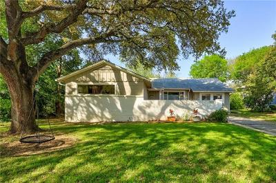 Single Family Home For Sale: 5104 Fairview Dr