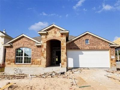 San Marcos Single Family Home For Sale: 306 Durata Dr