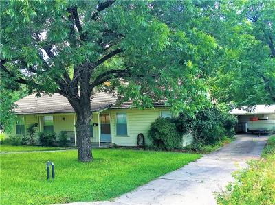 Lampasas Single Family Home For Sale: 601 S Howe St