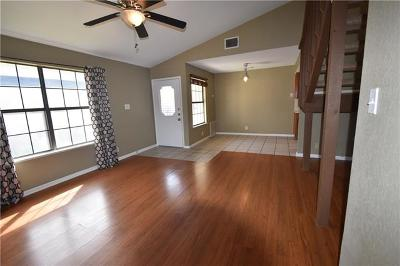 Pflugerville Condo/Townhouse For Sale: 201 E Noton St #102