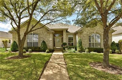 Single Family Home For Sale: 5001 Prairie Dunes Dr