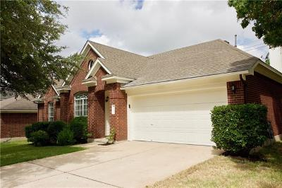 Travis County Single Family Home Active Contingent: 7500 Vol Walker Dr