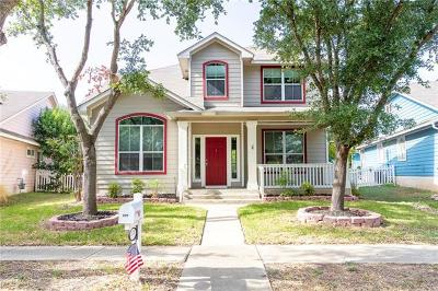 Kyle Single Family Home For Sale: 221 Mendez Loop