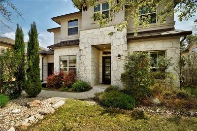 Travis County Single Family Home Pending - Taking Backups: 12713 Cricoli Dr