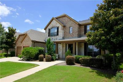 Leander Single Family Home For Sale: 2705 Highland Trl