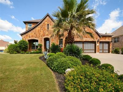 Lakeway Single Family Home For Sale: 201 Aria Dr
