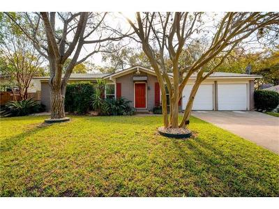 Single Family Home For Sale: 2617 Baxter Dr