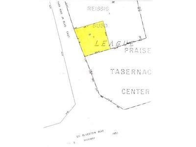 Residential Lots & Land For Sale: 5718 E M L King Jr Blvd