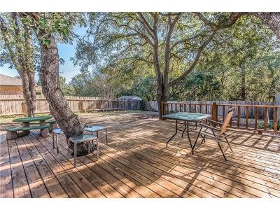 Travis County Single Family Home For Sale: 4332 Bremner Dr