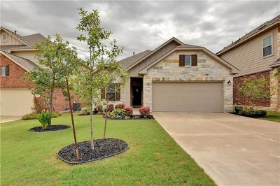 Pflugerville Single Family Home For Sale: 2517 Rough Berry Rd
