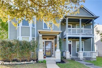 Kyle Single Family Home For Sale: 110 B Utterback N