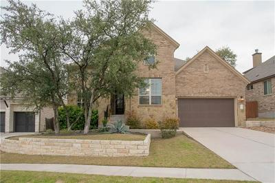 Cedar Park Single Family Home For Sale: 3202 Rocky Top Ln