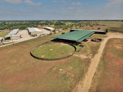 Liberty Hill Farm For Sale: 19676 W State Highway 29