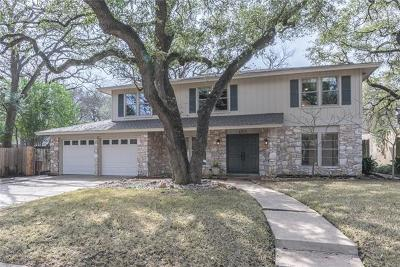 Travis County, Williamson County Single Family Home For Sale: 4203 Gnarl Dr