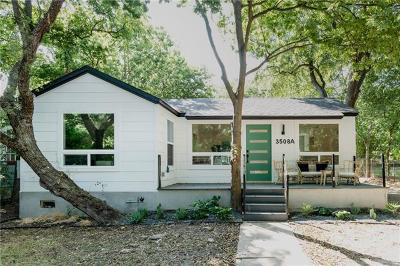 Single Family Home For Sale: 3508 Robinson Ave