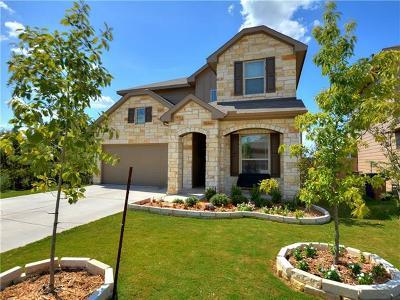 Austin Single Family Home For Sale: 10608 Sunday Dr