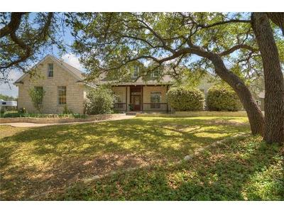 Liberty Hill Single Family Home For Sale: 220 Thoroughbred Trce
