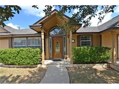 Lago Vista Single Family Home For Sale: 414 Summit Ridge Dr
