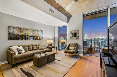 Condo/Townhouse Pending - Taking Backups: 360 Nueces St #3307