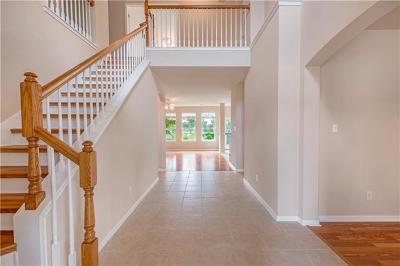 Cedar Park Single Family Home For Sale: 2109 Tattler Dr