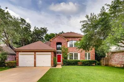 Round Rock Single Family Home For Sale: 1009 Oakwood Blvd